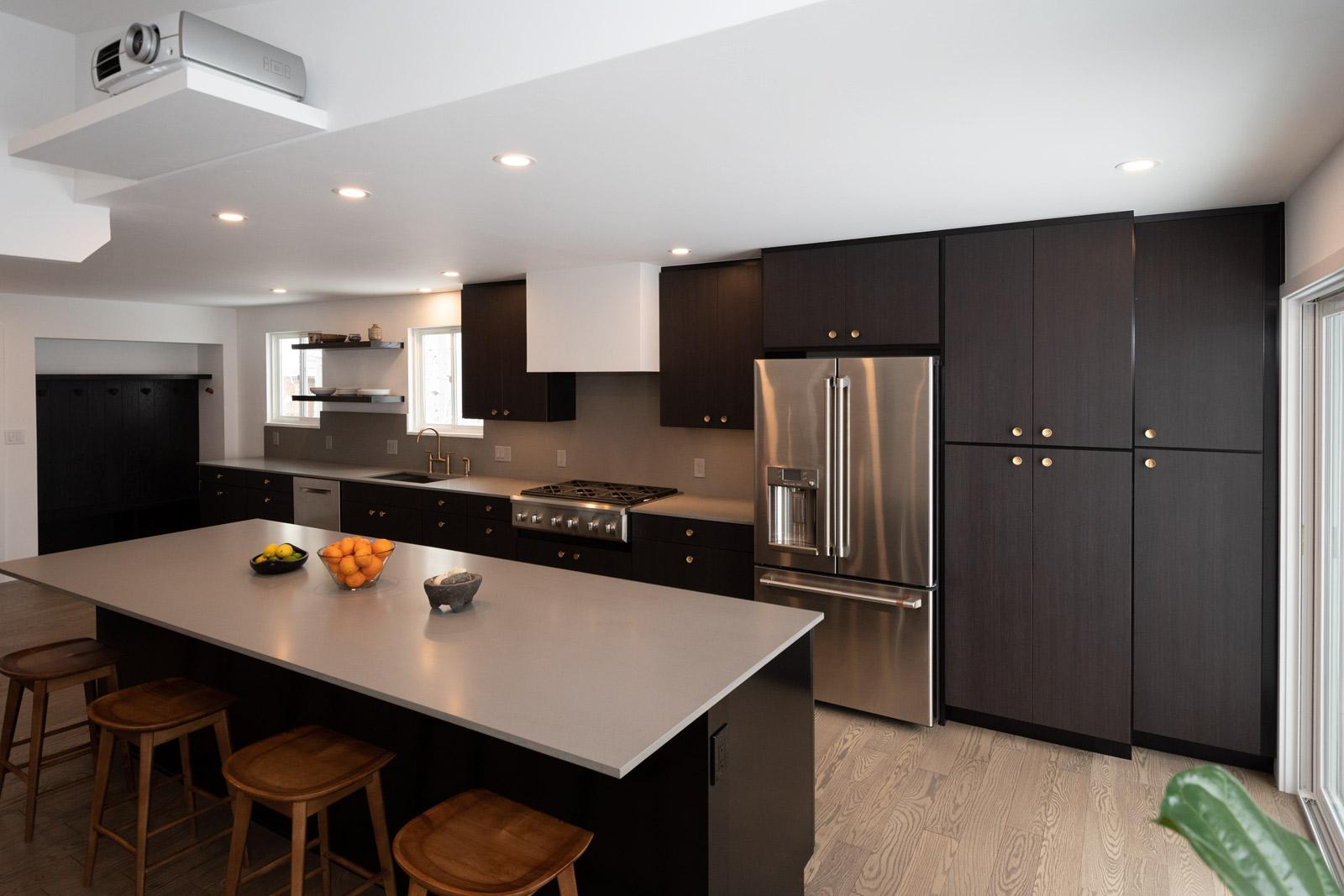 7810 durham way kitchen projector overview